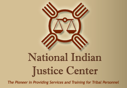 Nation Indian Justice Center logo