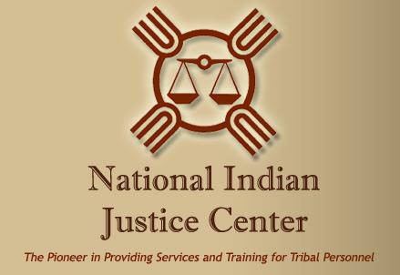 Nation Indian Justice Center logo